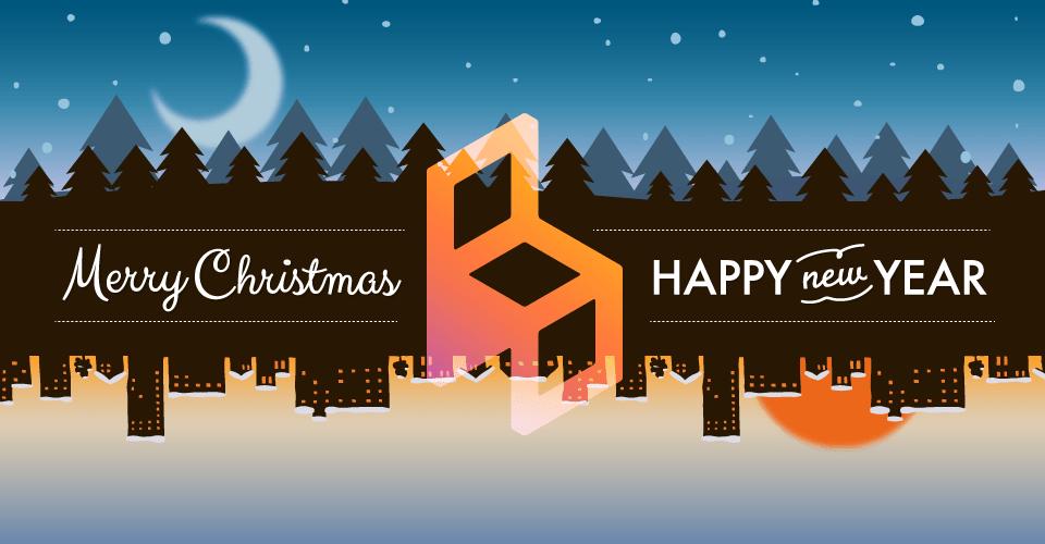Merry Christmas & HAPPYNEWYEAR